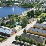 City center of Lappeenranta