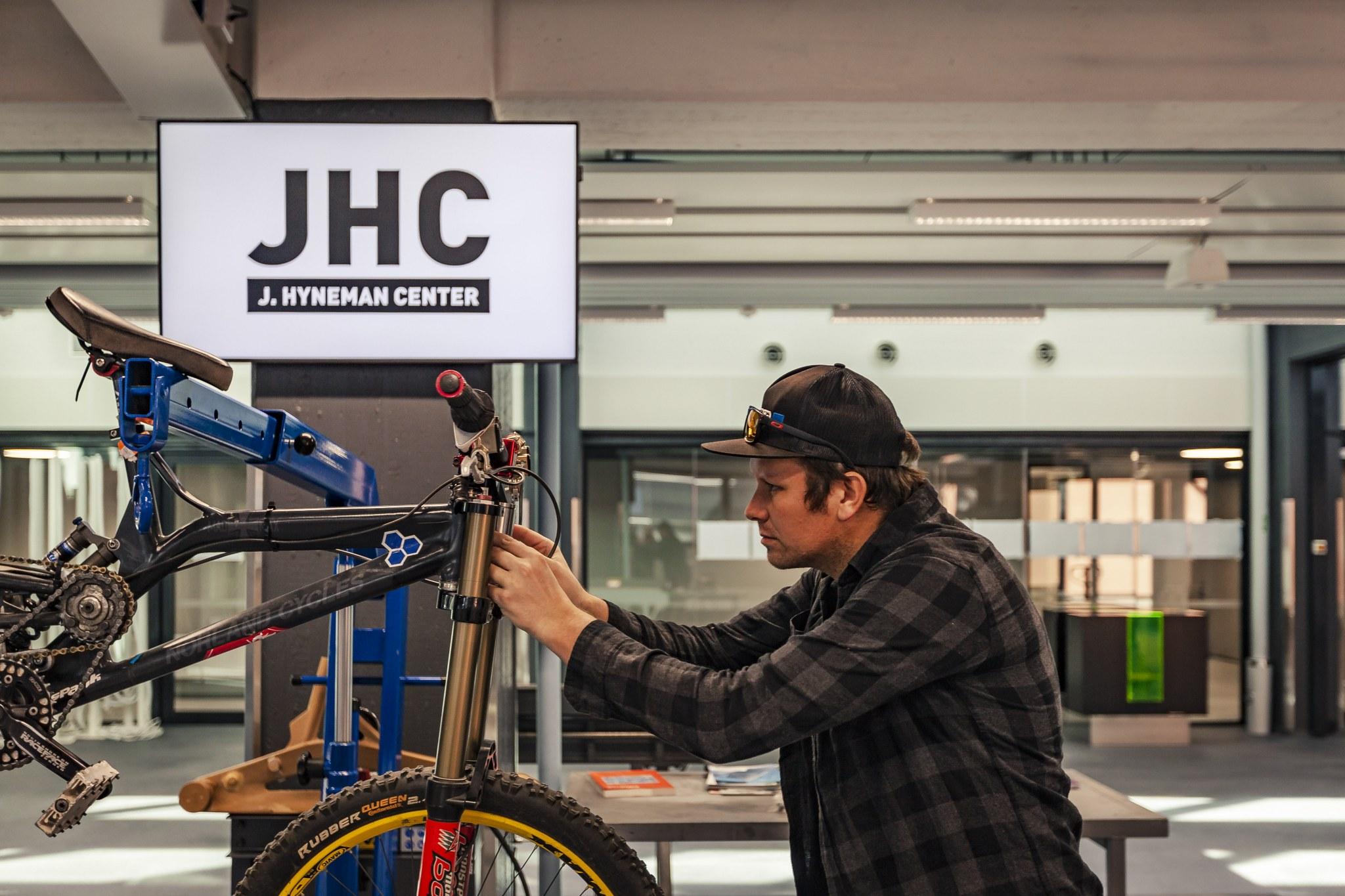 Jamie Hyneman Center - an Easy Access Protolab
