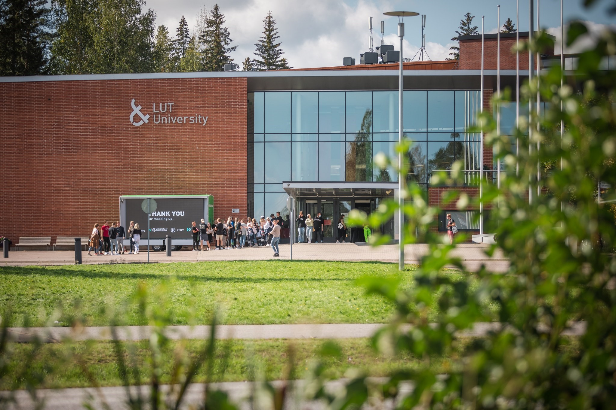 Sustainability at LUT: How every student can make an impact