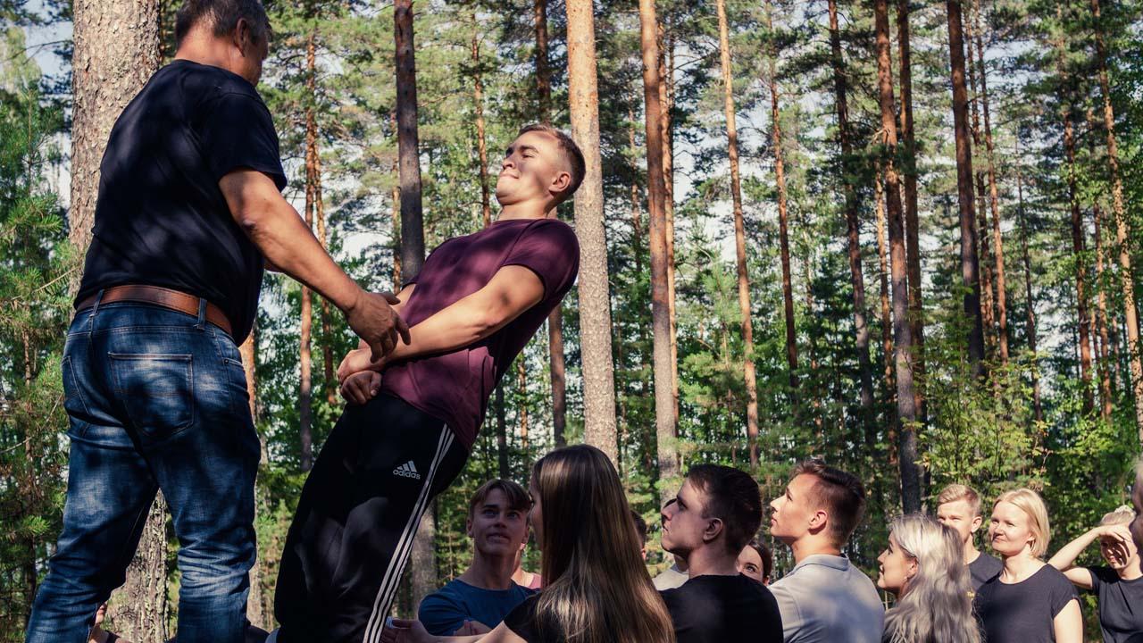 Suomen paras kauppatieteiden yhteishenki syntyy jo ensimmäisellä viikolla