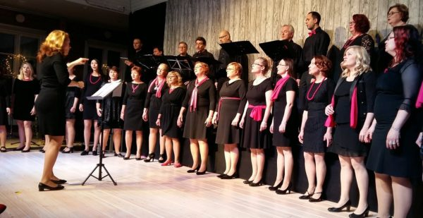 Choir singing and life