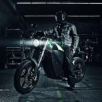 Sähköinen superbike – opiskelijatyön voimannäyte