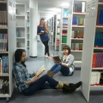 What makes studying comfortable: library services