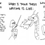 Thesis writing I. Lessons learned